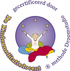 logo meditatie yoga docent